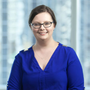 Gabrielle Ritchie Senior Associate McCullough Robertson Lawyers Brisbane
