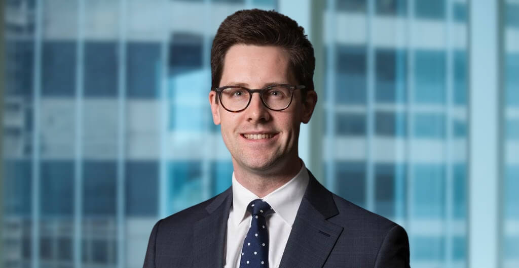 James Arklay joins the McR Construction and Infrastructure team in Brisbane.